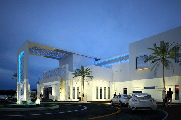 Digital Sports Center Bahrain Technacy Solutions