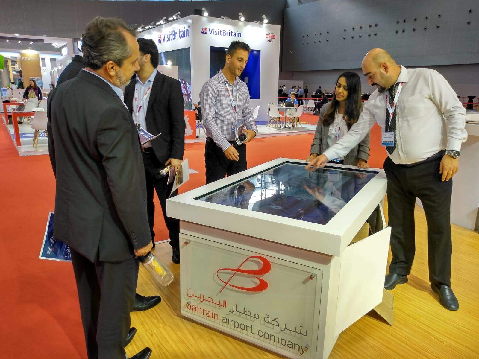Technacy goes to Routes China with BIA – Promotion of the new Bahrain Terminal!