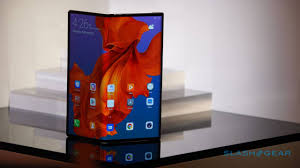Next Big From Huawei with Mate X Foldable Phone