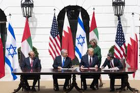 Our Vision and the Abraham Accords Declaration