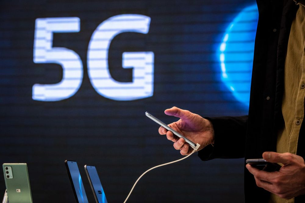 5G Is Here, But What Is It Anyway? Bloomberg Opinion