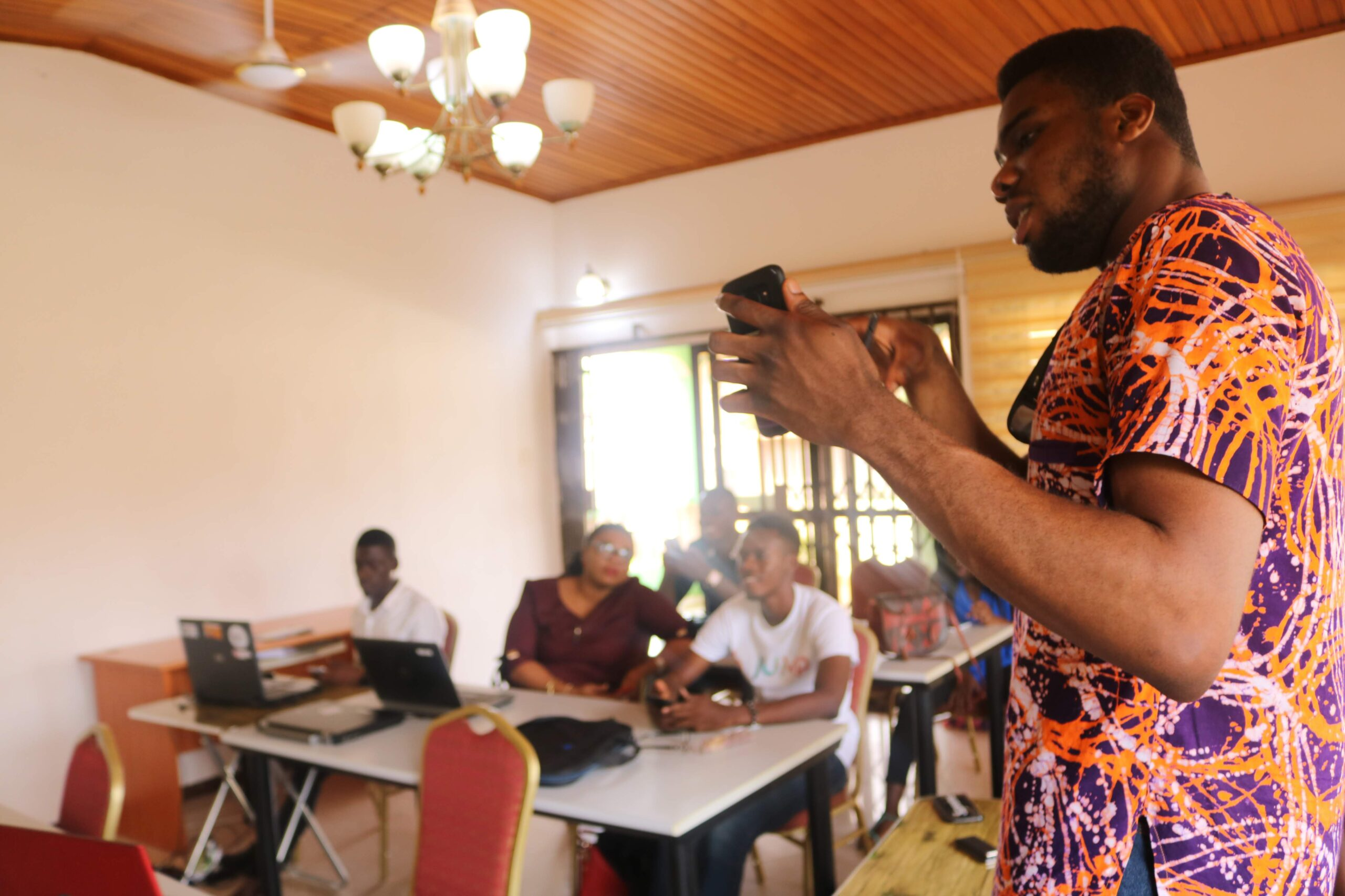 Teaching Africans How To Code With Smartphones, Not Computers